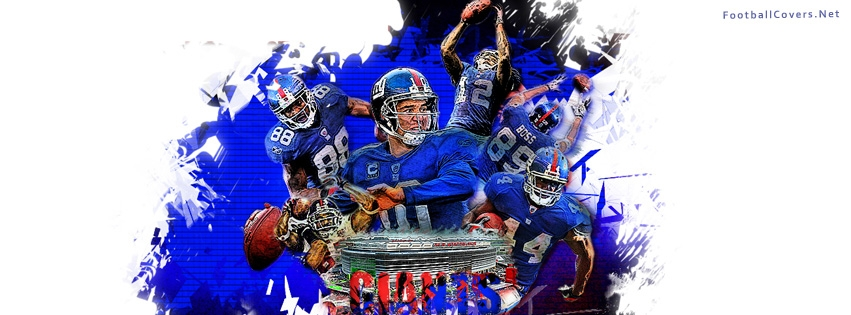 New york giants cover photo facebook