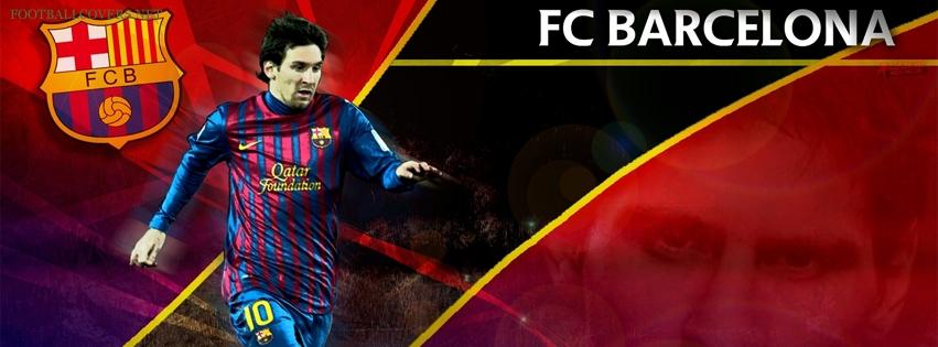 Lionel Messi Facebook Covers