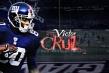 Victor Cruz New York Giants Cover Photo