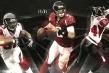 Turner, Ryan, White Atlanta Falcons FB Cover