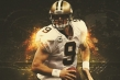 Drew Brees New Orleans Saints Timeline Cover