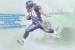 Marshawn Lynch Seattle Seahawks Facebook Cover