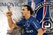 Zlatan Ibrahimovic PSG 2012 2013 FB Cover