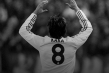 Kaka Facebook Cover Image Black and White