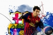 Lionel Messi 2012 Barcelona FB Cover