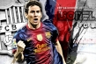 Messi 2013 FB Cover Photo