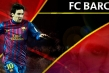 Lionel Messi 2012 Facebook Cover