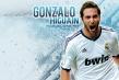 Gonzalo Higuain Facebook Cover Photo