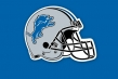 Detroit Lions Helmet Facebook Cover Photo