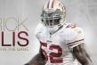 Patrick Willis San Francisco 49ers Facebook Cover