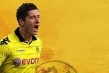 Robert Lewandowski Borussia Dortmund Facebook Cover
