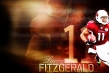 Larry Fitzgerald Arizona Cardinals Facebook Cover