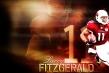 Larry Fitzgerald Arizona Cardinals Facebook Cover
