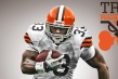 Trent Richardson Cleveland Browns Cover Photo