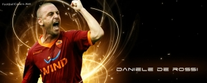 Daniele De Rossi Cover Photo for Facebook
