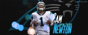 Cam Newton Facebook Cover Photo