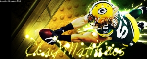 Clay Matthews Green Bay Packers Facebook Cover