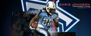 Chris Johnson Tennessee Titans Timeline Cover