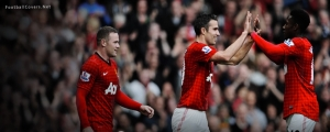 Van Persie and Rooney Timeline Cover