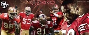San Francisco 49ers Timeline Cover