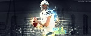 Philip Rivers San Diego Chargers Cover Photo