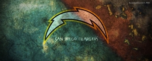 San Diego Chargers Facebook Cover