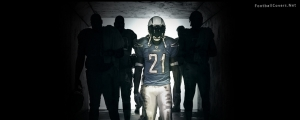 Ladainian Tomlinson Chargers Cover Photo