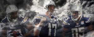 San Diego Chargers Cover Photo for Facebook