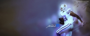 Felix Jones Dallas Cowboys FB Cover