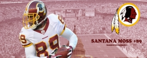 Santana Moss Redskins Cover Photo Facebook