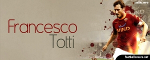 Francesco Totti AS ROMA FB Timeline Cover