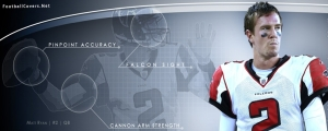 Matt Ryan Atlanta Falcons Cover Photo