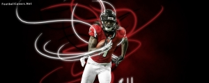 Julio Jones Falcons Facebook Cover