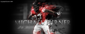 Michael Turner Atlanta Falcons Cover