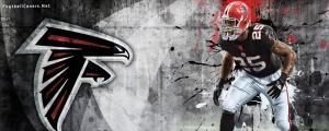 William Moore Atlanta Falcons Facebook Cover