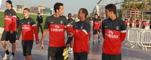 PSG Training Facebook Cover Photo