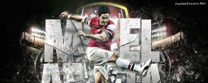 Mikel Arteta Facebook Cover Photo