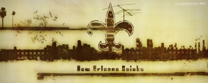 New Orleans Saints Cover for Facebook