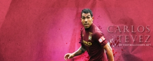 Carlos Tevez Facebook Cover Photo