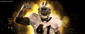 Roman Harper New Orleans Saints Timeline Cover