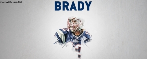 Tom Brady Patriots FB Cover