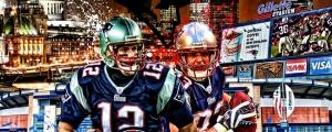 New England Patriots FB Cover