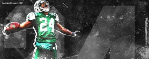 Darrelle Revis New York Jets FB Cover