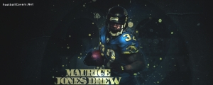 Maurice Jones Drew Jacksonville Jaguars FB Cover