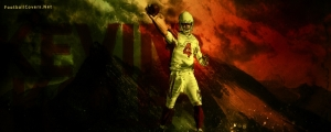 Kevin Kolb Arizona Cardinals Cover for Facebook