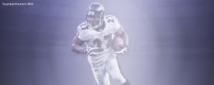 Ray Rice Baltimore Ravens FB Cover