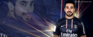 Lavezzi PSG Facebook Cover