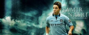 Samir Nasri Facebook Cover Photo