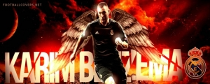 Karim Benzema FB Cover Photo