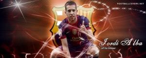 Jordi Alba FB Cover Photo
